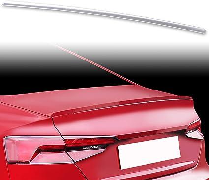 Fyralip Custom Painted Trunk Lip Spoiler For Audi A3 8V Sedan 12-Present