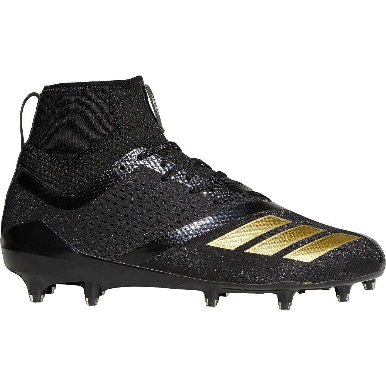 (アディダス) adidas メンズ アメリカンフットボール シューズ靴 adiZERO 5-Star 7.0 SK Mid Football Cleats [並行輸入品] B07C7SQ98L 16-Medium