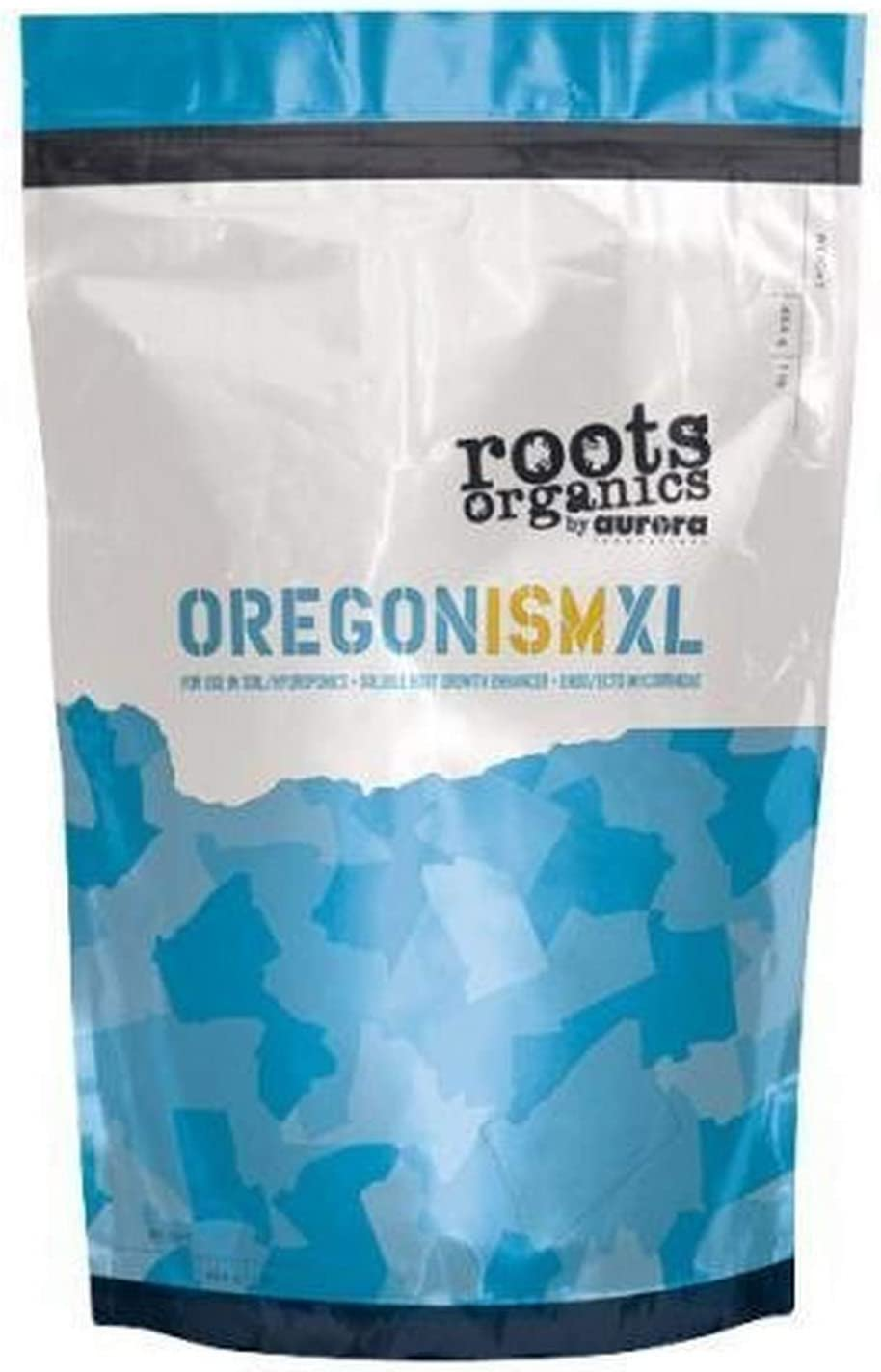 Roots Organics 715140 Oregonism X-Large Fertilizer, 8-Ounce, 0.5 Pound, Brown/A