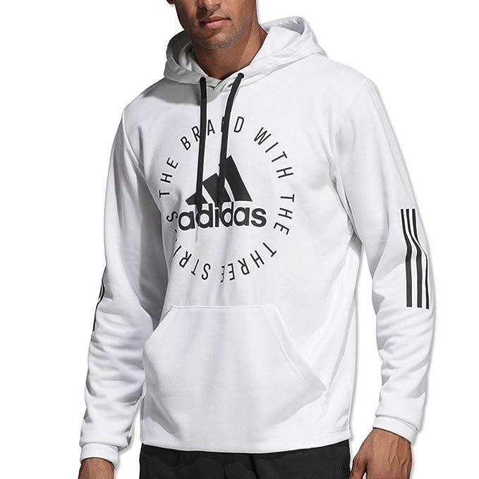 adidas Men's Sport ID Hoodie at Amazon Men's Clothing store