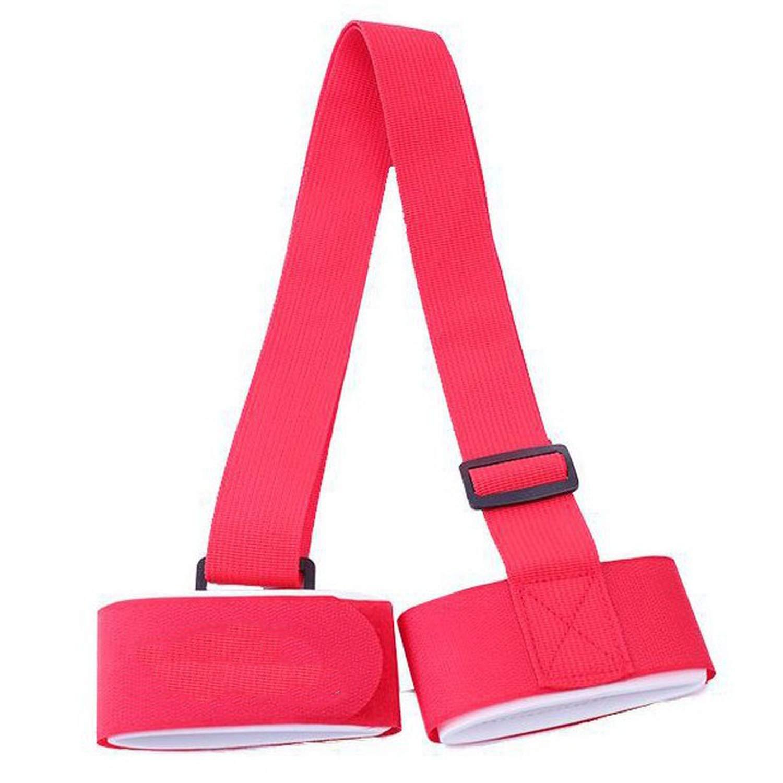 Adjustable Snowboard Easy Backpack Shoulder-Strap Dual Carrier Tying Skis Sling