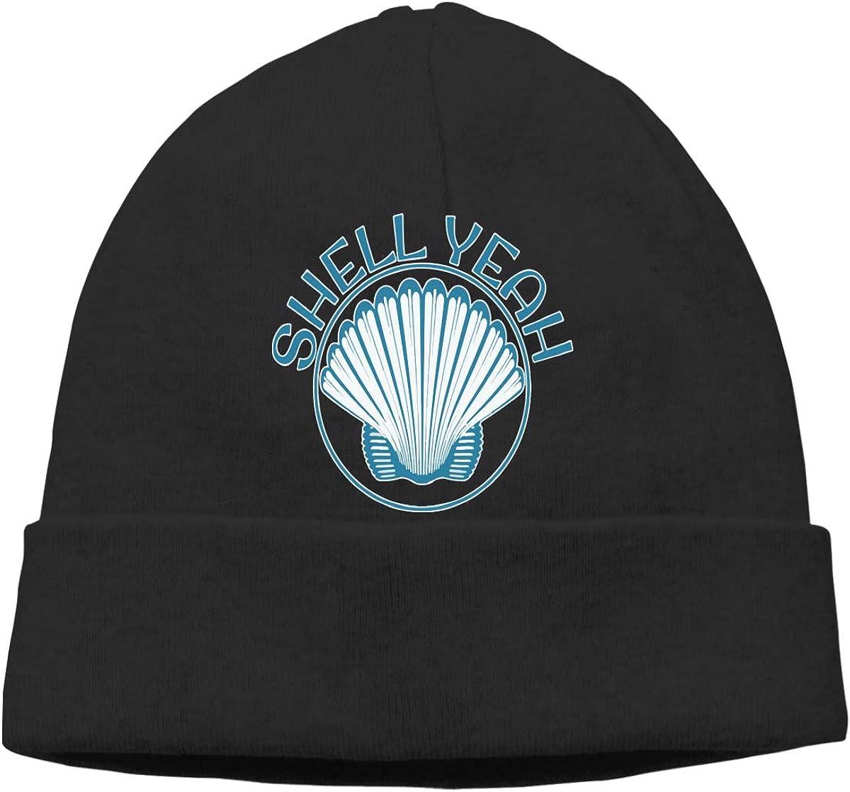Q10 Unisex Shell Yeah Soft Beanie Hat Soft Hat