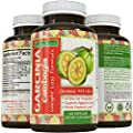 Pure 95% HCA Garcinia Cambogia Extract - Potent Natural Appetite Suppressant & Weight Loss Supplement - For Women and Men - GMP Certified & Made in the USA - By California Products, 60 Capsules