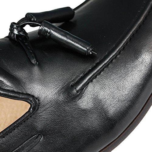 Hudson pierre loafer Pompon Noir