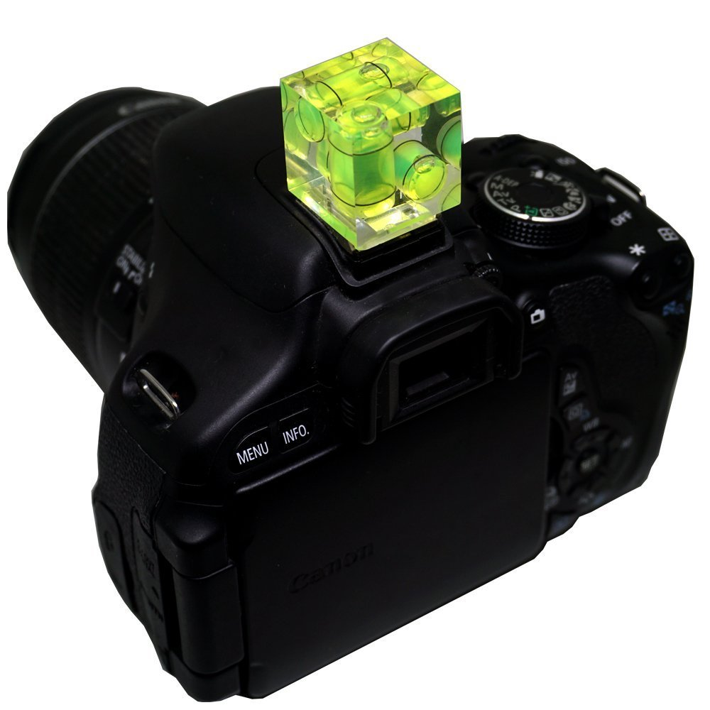 gifts for photographers under 10 dollars bubble level