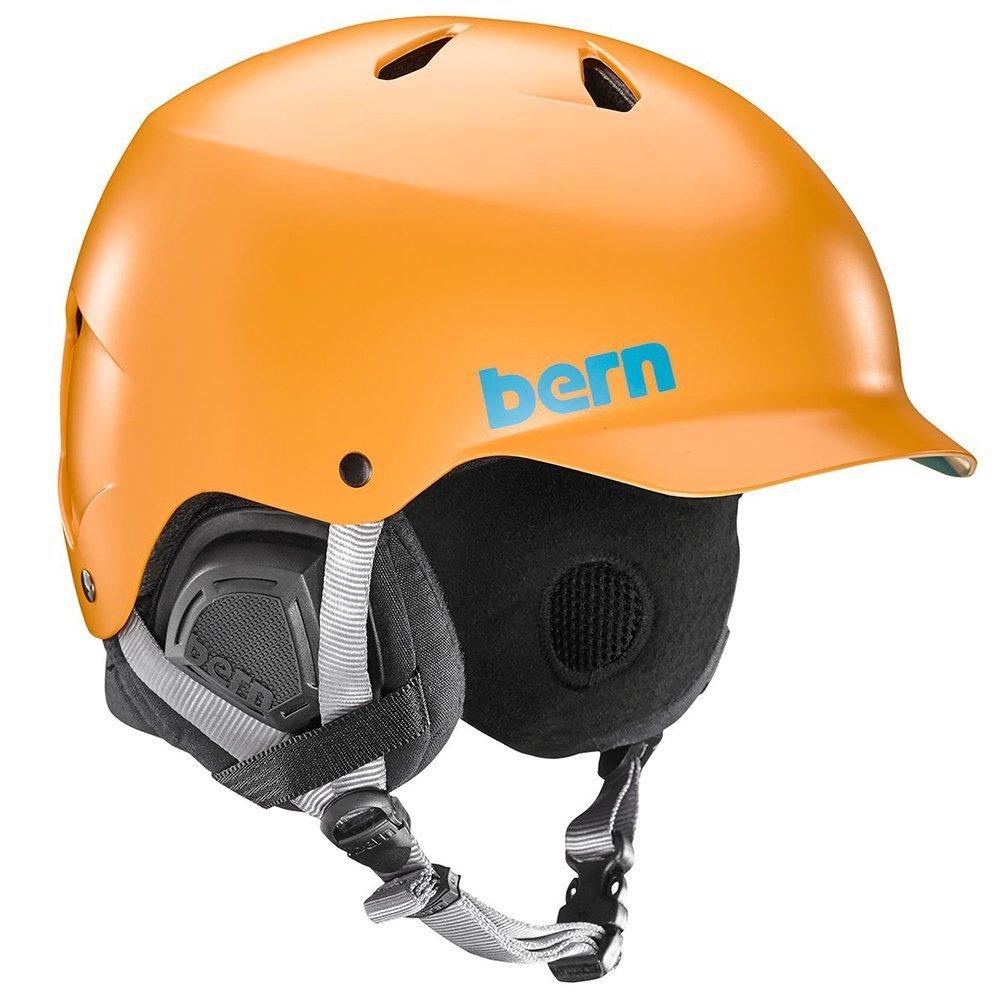 最低価格の BERN (バーン) Large Large|SATIN WATTS DELUXE ヘルメット メンズ ウィンター モデル ウィンター HARD HAT アクションスポーツ B07655FKFF Large|SATIN ORANGE SATIN ORANGE Large, かべがみファクトリー:efa76ed1 --- a0267596.xsph.ru