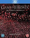 Game of Thrones - Season 1-4 [Blu-ray] [2015] [Region Free]