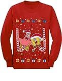 Patrick and Spongebob Ugly Christmas Apparel