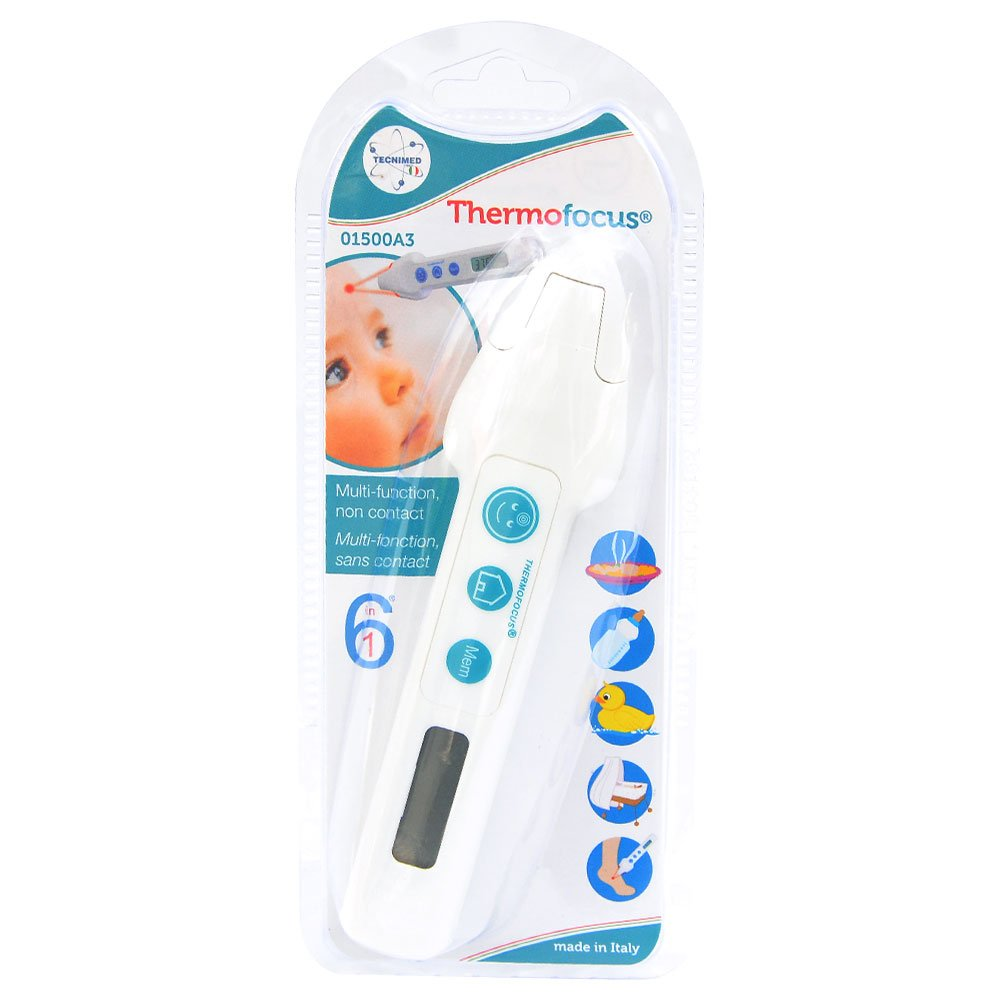 Thermofocus BV-1500''5 in 1'' Family Fever Thermometer