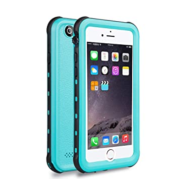 ChuWill Funda Impermeable iPhone 6, Carcasa iPhone 6s, Certificado ...