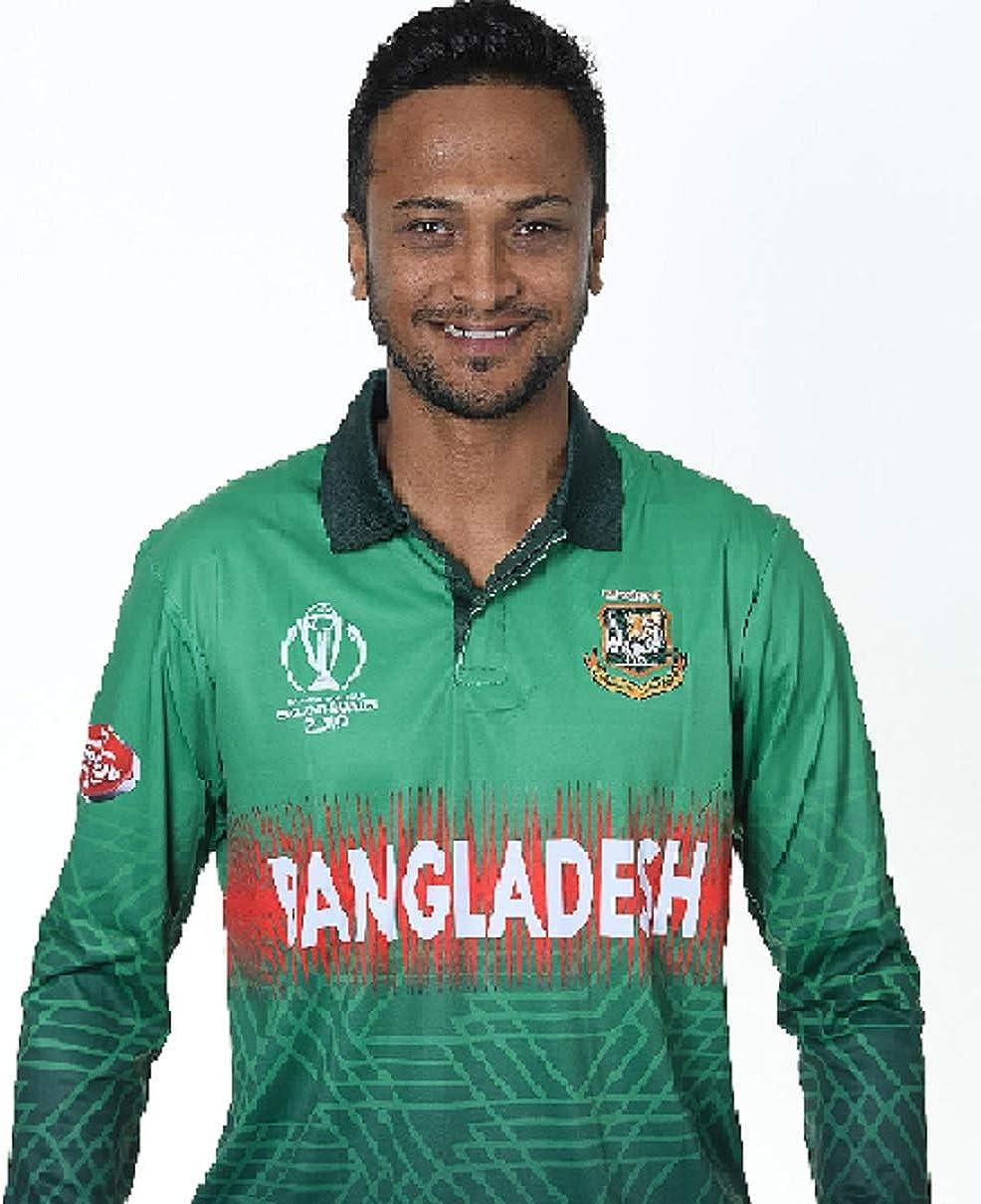 Bangladesh Cricket Team World Cup 2019 Jersey Fan Jersey