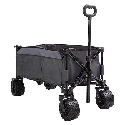 Amazon.com: Carrito plegable PATIO GUARDER, carro para todo ...