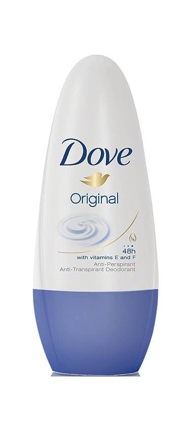 Dove Original Desodorante Roll-On - 50 ml