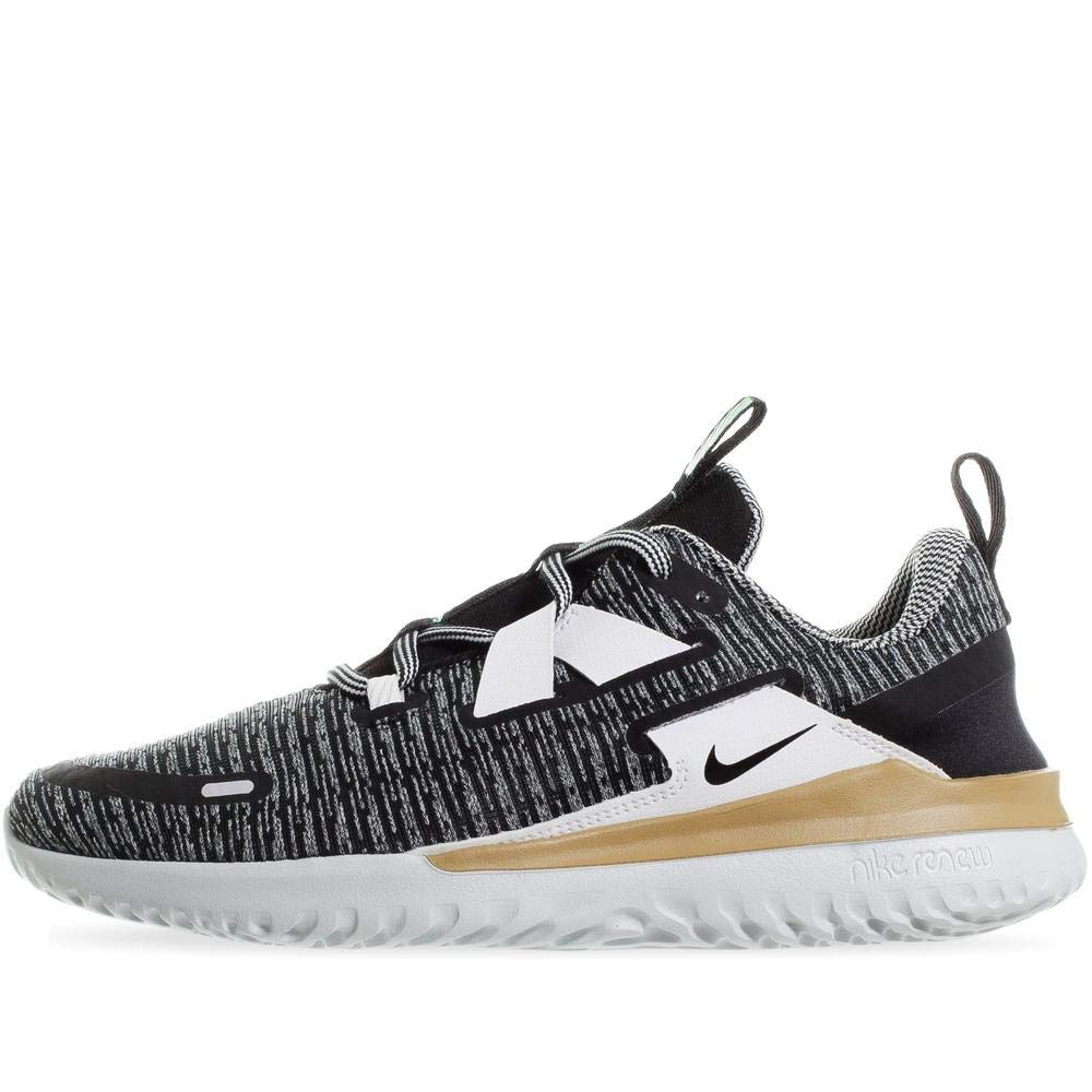 MultiCouleure (blanc noir Pure Platinum 000) Nike Renew Arena Se, Chaussures d'Athlétisme Homme 47.5 EU