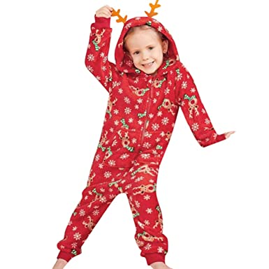 Amazon.com  Clearance! Xmas Pjs Family 1576b9ee4