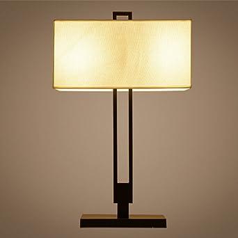Lampe Table Classique Lily Créative De Rectangulaire Orientale CsxQBrthdo