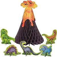 Unique Party- Decoración de Mesa de Dinosaurios