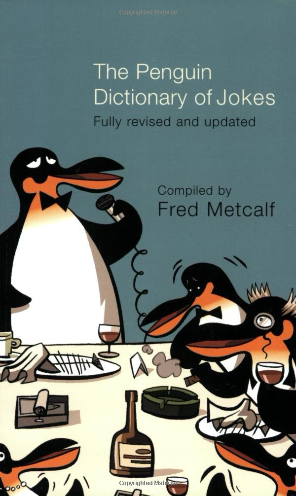 Download The Penguin Dictionary of Jokes, Wisecracks, Quips and Quotes PDF