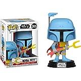 Funko Pop Disney: Star Wars - Boba Fett (Animated) Exclusive