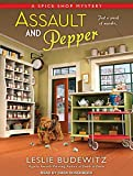 Assault and Pepper (Spice Shop Mystery)