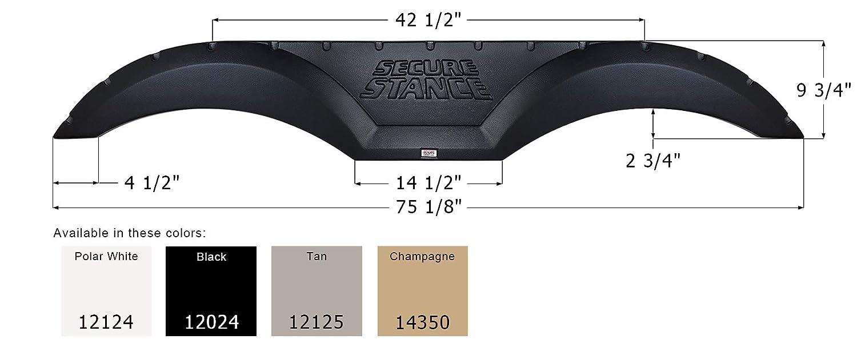 Icono Thor Tandem Fender falda fs2024: Amazon.es: Coche y moto