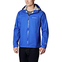 Columbia Evapouration Chamarra Impermeable y Transpirable para Hombre
