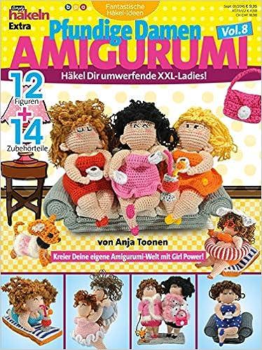 Simply Häkeln Fantastische Häkel Ideen Pfundige Damen Amigurumi