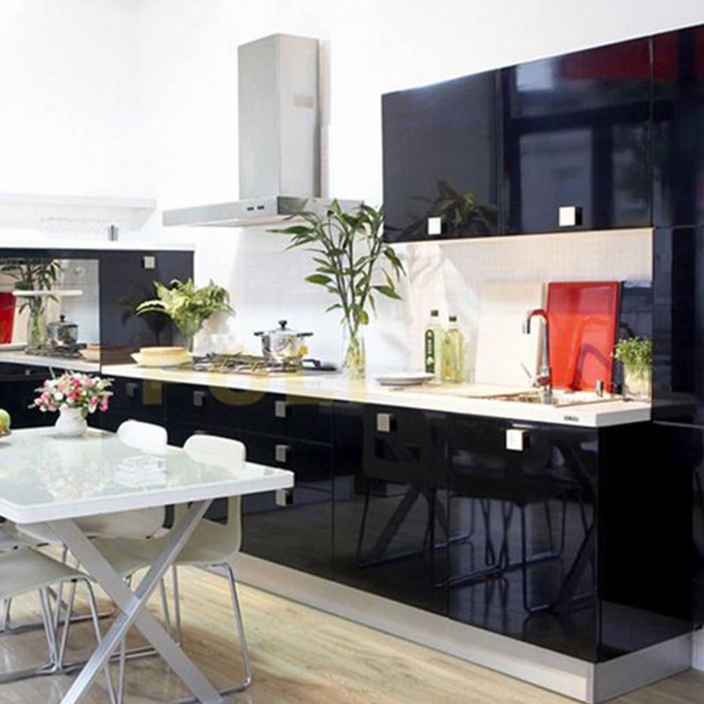 Neuest ARUHE® Hochwertig Küchenschrank-Aufkleber PVC Selbstklebend ...