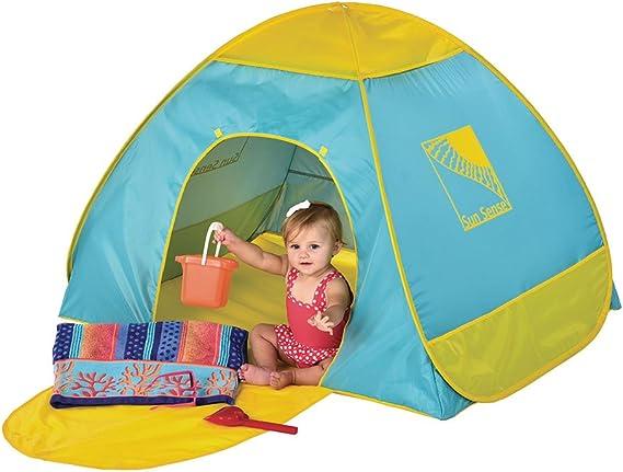 Infant 50 UV//UPF Pop Up Beach Garden Tent Beach Shade Sun Shelter Protection  v