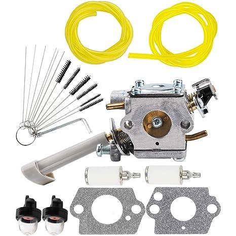Leopop BP42 Carburador para Ryobi RY08420 RY08420A 308054079 ...