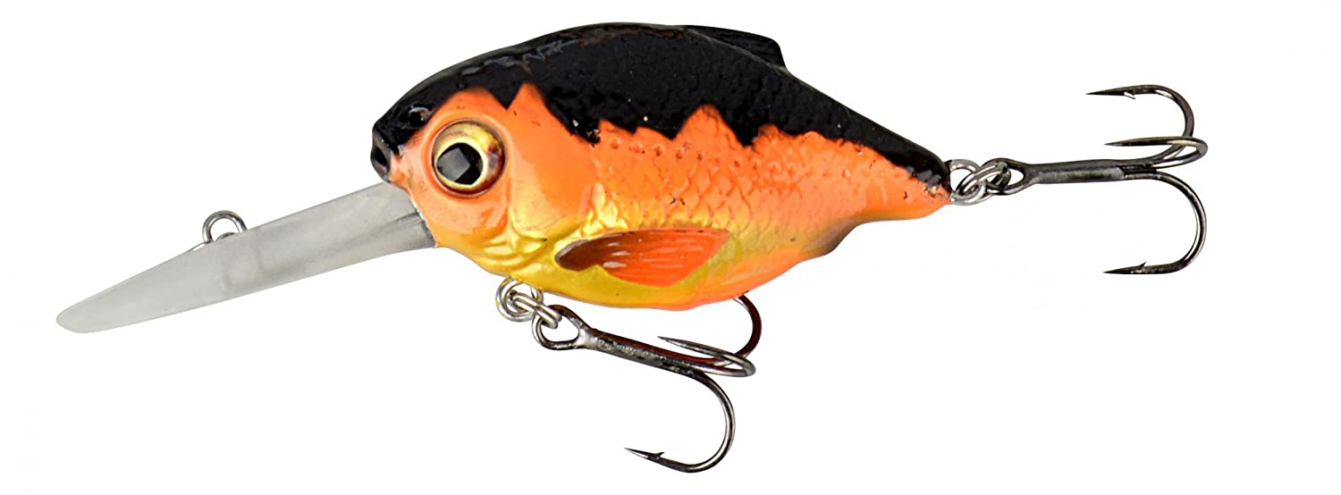 Zander Lure fishing for trout fishing lures bait /Crucian Trout Lure Perch Savage Gear 3D Crank Mini Lures for Trout Perch Zander and Pike Trout Lure/ Pike