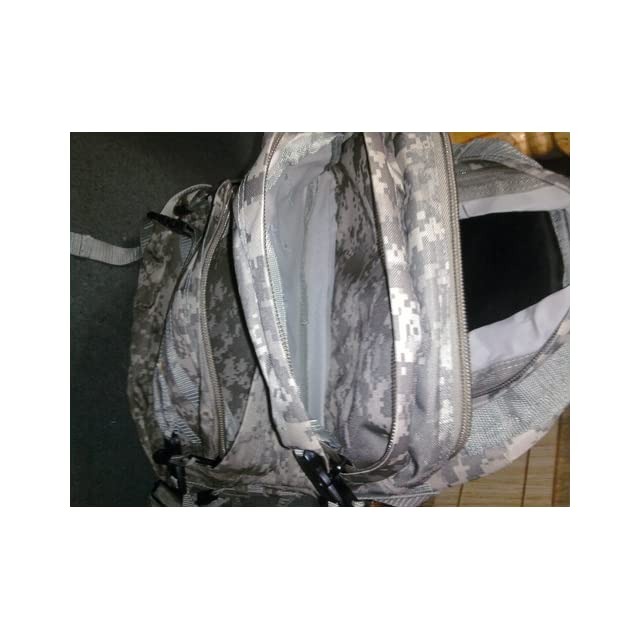 ExtremePak Digital Camo Heavy Duty Army Backpack