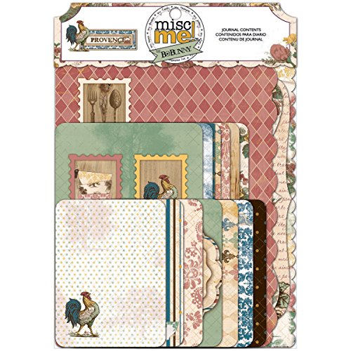 Misc Me Journal Contents-Provence ()