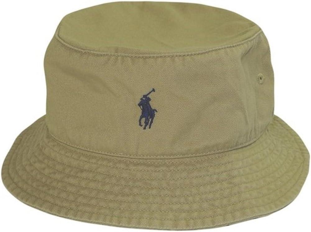 Ralph Lauren Mens Bucket Hat