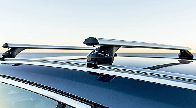Vdp Relingträger Quick Alu Kompatibel Mit Mercedes E Klasse S213 Kombi Ab 2017 Bis Aufliegende Reling Auto