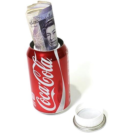 Coca-Cola puede Diversion Segura Stash Box Ocultos: Amazon.es ...