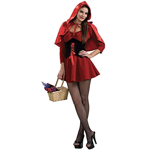 Adult little red riding hood costumes you tried?