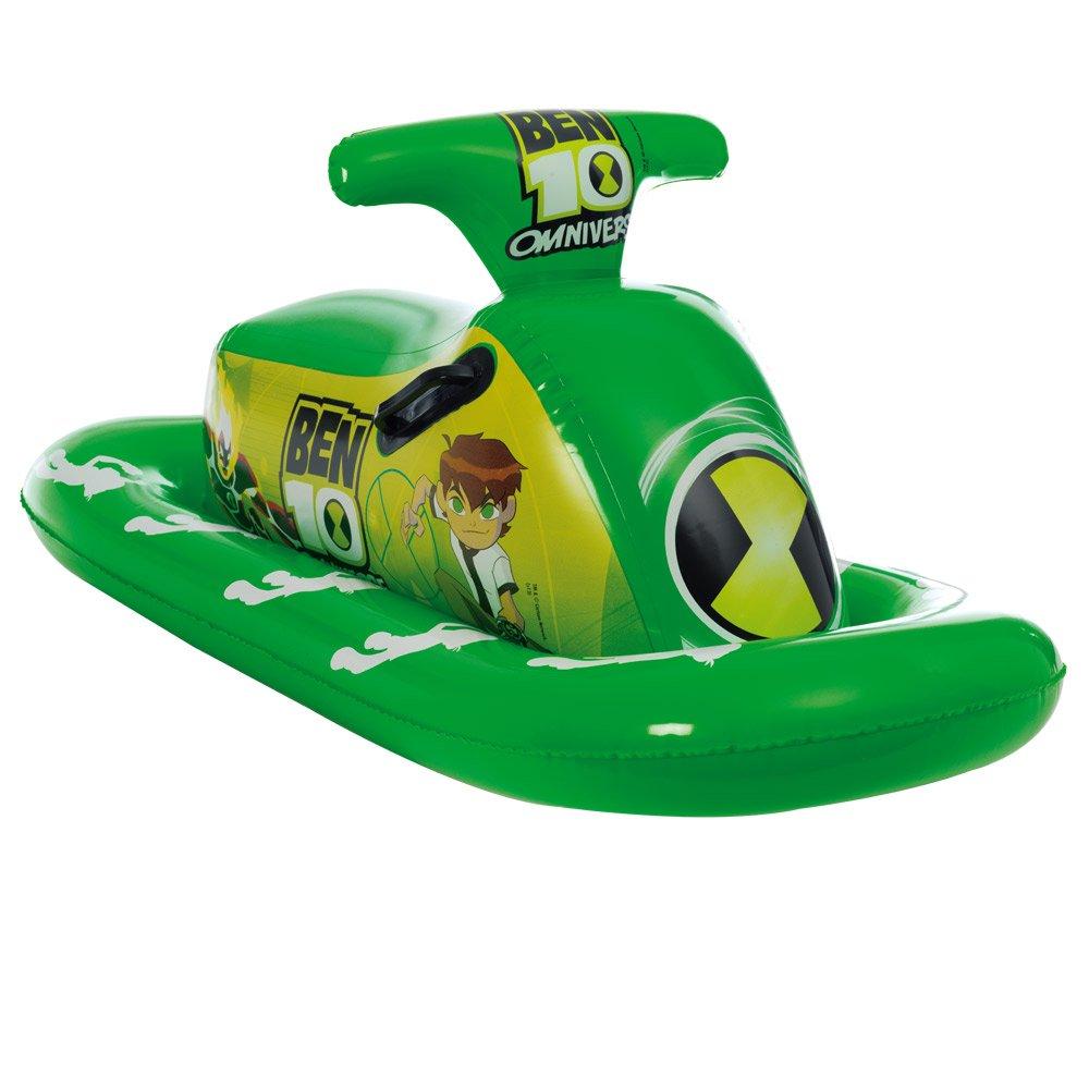 Giochi Preziosi LCT08551 - Moto de Agua Hinchable, diseño de Ben ...