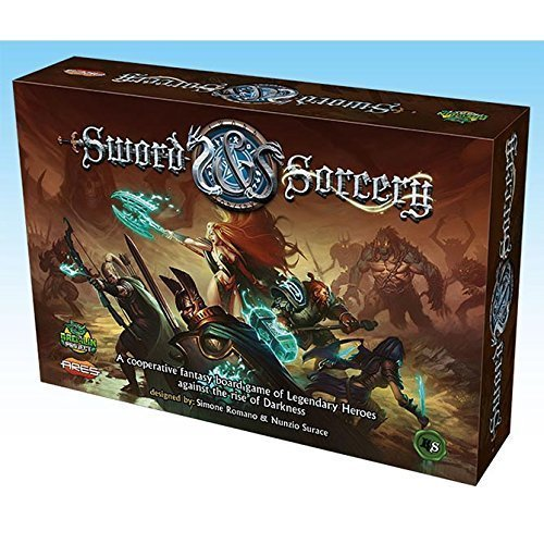 Sword & Sorcery: Immortal Souls by Ares Games