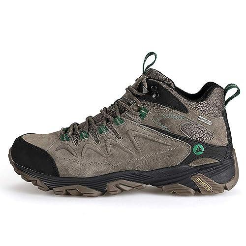 e2a27b27ef398 UCNHD Zapatos Senderismo Senderismo De Invierno Zapatos De Escalada para Hombre  Botas De Montaña Deportes Al Aire Libre Zapatillas De Deporte Respirables   ...