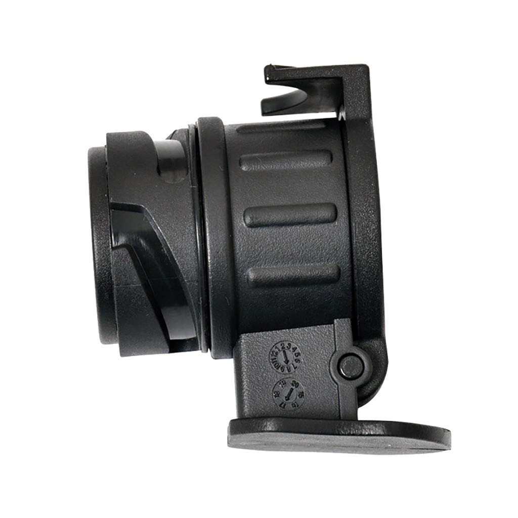 Wasserdicht Auto Anh/änger Adapter 13 Pin auf 7 Polig,12V Anh/ängerkupplung Adapter Stecker f/ür Anh/ängerkupplung Auto PKW KFZ Anh/änger Stecker Anh/ängeradapter