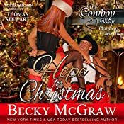 Hope for Christmas: A Cowboy Way Novella | Becky McGraw