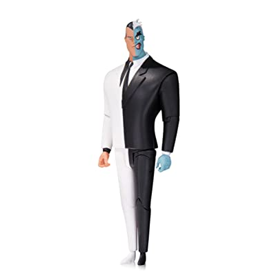 DC Collectibles The New Batman Adventures: Two-Face Action Figure: Toys & Games