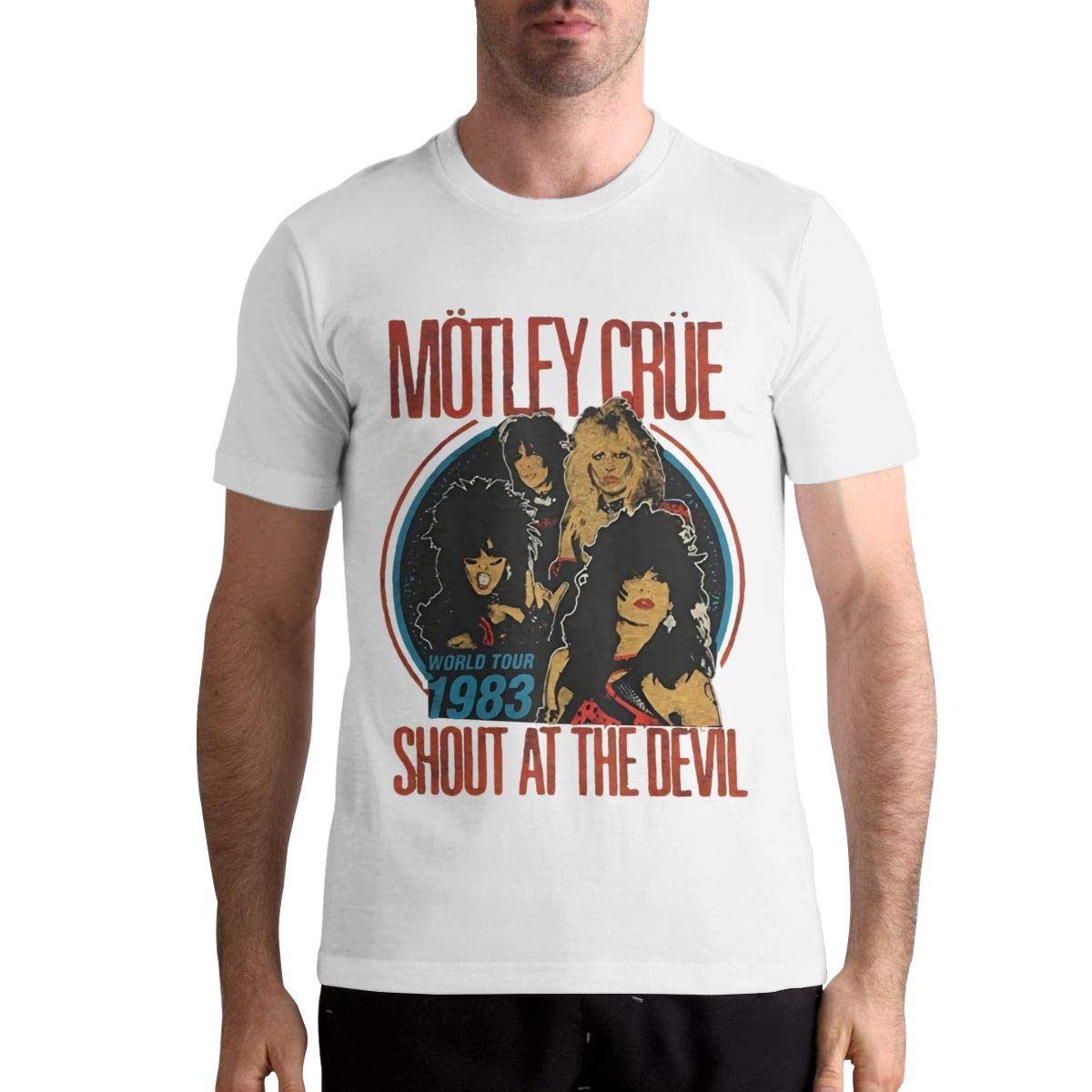 Motley Crue T Shirt Sports S Tops Short Sleeve Tee