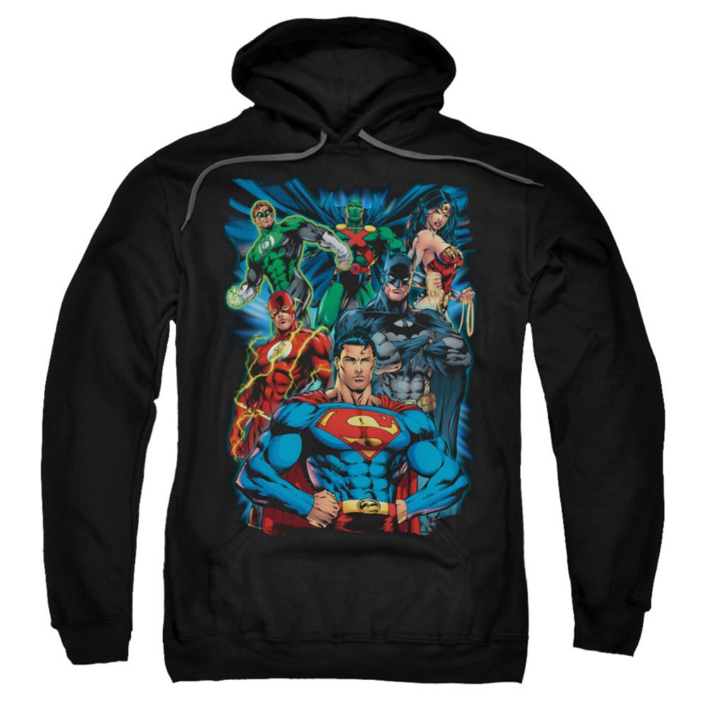 Justice League, The - Herren Justice Is Served Hoodie