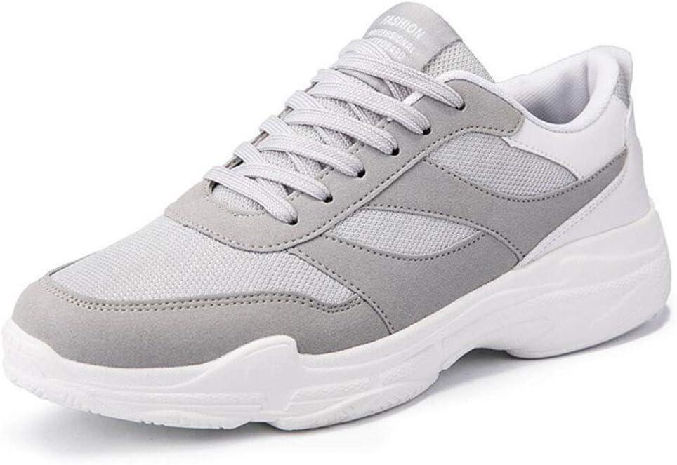 Xxoshoe Zapatos Ligeros para Caminar para Hombres Mallas Transpirables Zapatillas Informales Deportes Gimnasio Running: Amazon.es: Deportes y aire libre