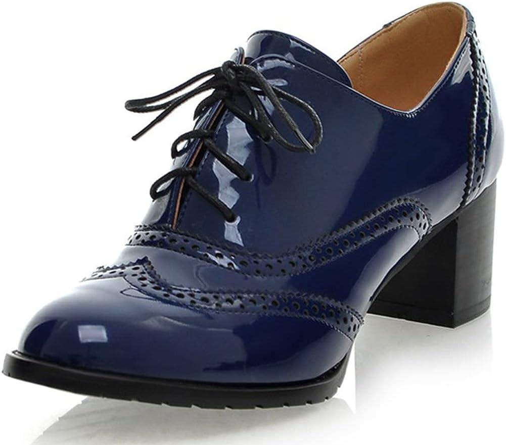 DoraTasia - Zapatos de Vestir para Mujer