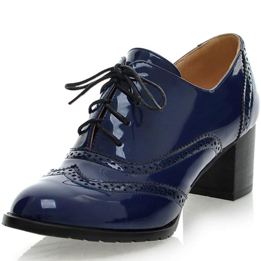 TALLA 37 EU. DoraTasia - Zapatos de Vestir para Mujer
