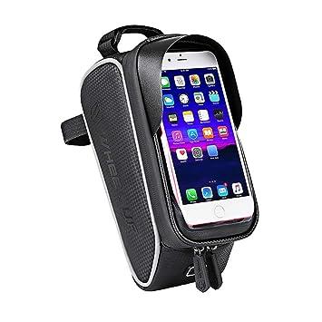 Amazon.com: Bolsa y soporte para teléfono móvil para ...
