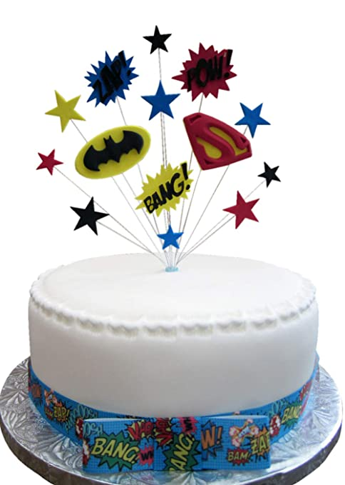 Karens Cake Toppers Adorno para Tarta de cumpleaños de ...